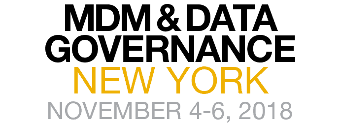 Recapping the 2018 MDM & Data Governance Conference in NYC