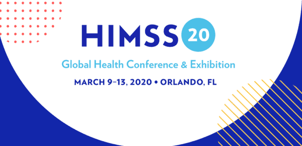 Join Verato at HIMSS20 in March 2020